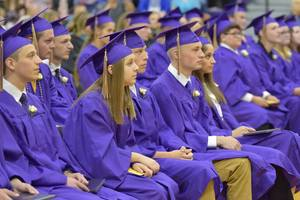 Pecatonica High School Proudly Presents Our 2018 Graduates