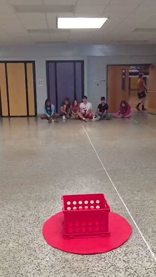 Middle School S.T.E.M. Rubber-band Rocket Launch