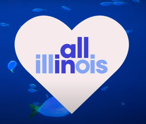 Gov. Pritzker Enlists Wellington the Penguin in New 'All In Illinois' Video at Shedd Aquarium