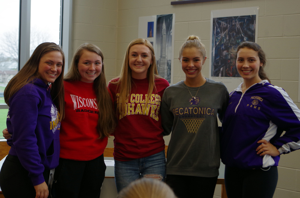 COE College Signs Alyse Southard!