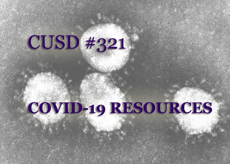 COVID-19 RESOURCES - Update Wednesday November 18, 2020