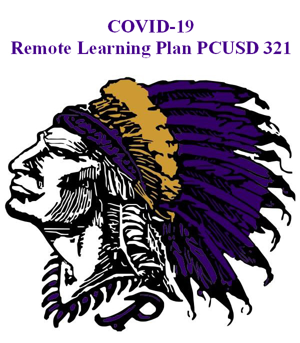 COVID-19 Remote Learning Plan PCUSD 321