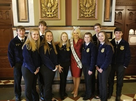 Illinois Agricultural Legislative Day
