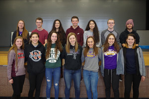 Congratulations to the 2019 Pecatonica High School Academic Challenge Team