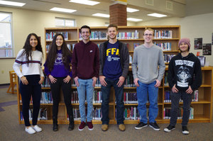 PECATONICA HIGH SCHOOL ANNOUNCES ILLINOIS STATE SCHOLARS!!!