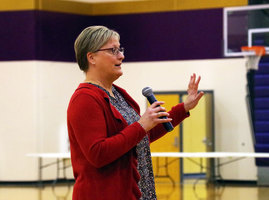 Pecatonica High School Hosts Heart Assembly