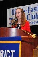 PECATONICA HIGH SCHOOL STUDENT ELECTED KEY CLUB DISTRICT SECRETARY
