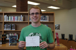 2019 National Merit Scholarship Commended Student