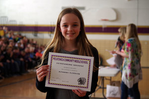 3rd Quarter Middle School Awards Assembly