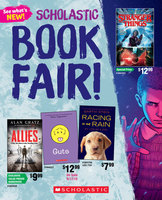 ​The Middle School Book Fair Nov. 4 - Nov. 8!