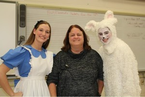 "PHS Fall Play Production ""Alice in Wonderland"""