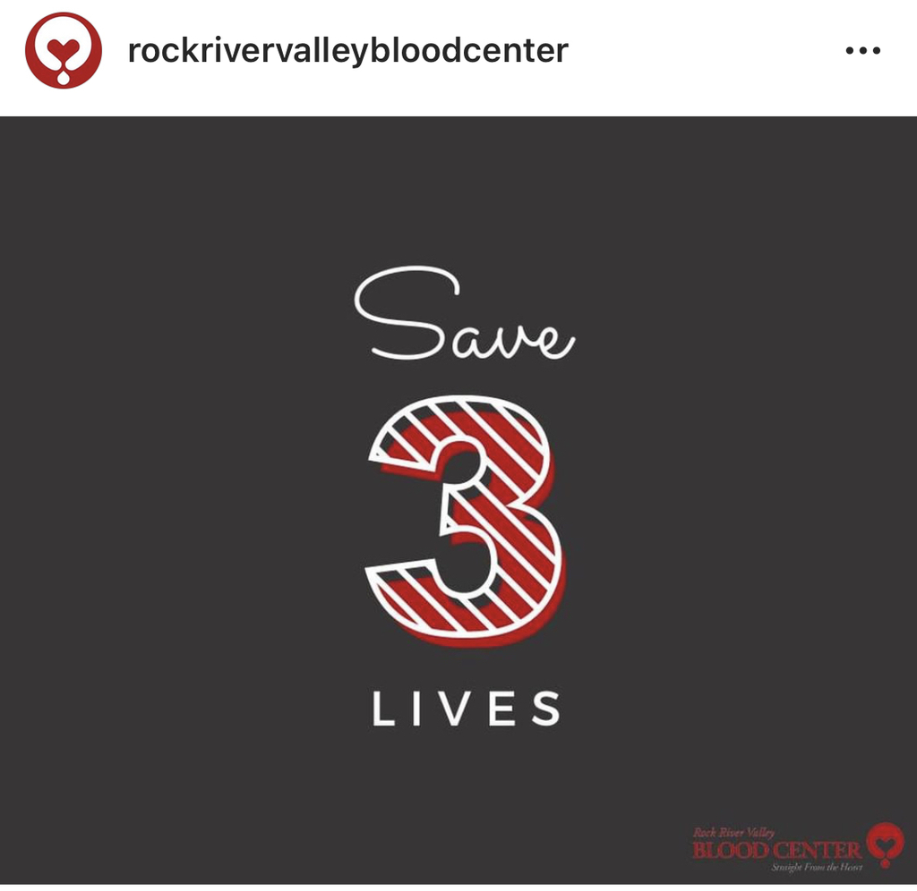 You can save up to three lives each time you donate!