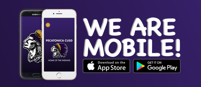 we are mobile - download the App