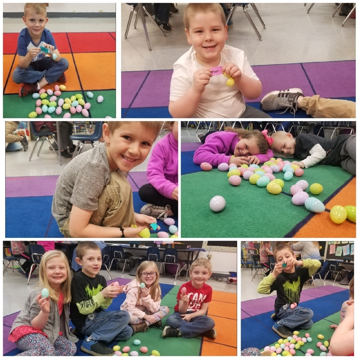 Egg hunt for digraphs!